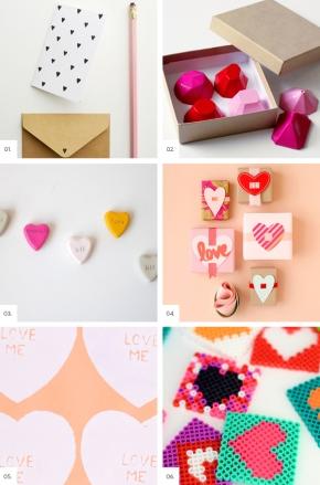 DIY 04 :Valentines